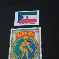 Sellos: GUINEA ECUATORIAL G. Lote 209346476