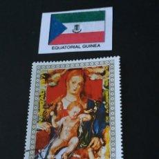 Sellos: GUINEA ECUATORIAL K3. Lote 209351848