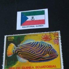 Sellos: GUINEA ECUATORIAL L4. Lote 209352523