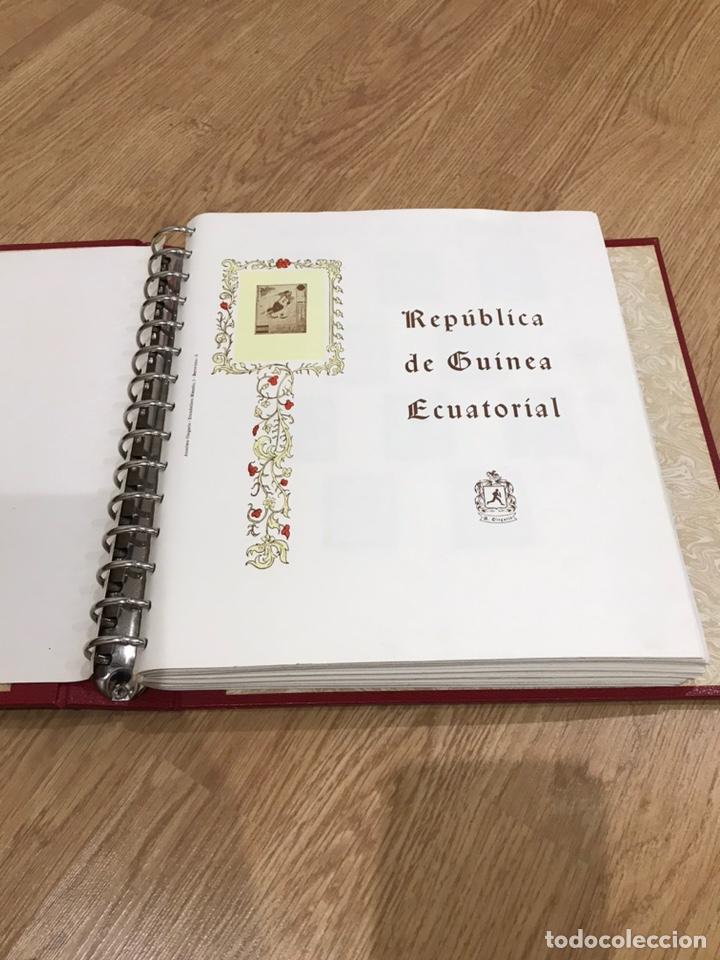 Sellos: ALBUM GUINEA ECUATORIAL - Foto 4 - 235386900