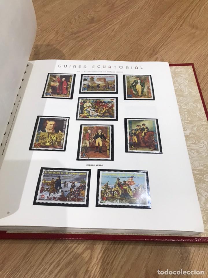 Sellos: ALBUM GUINEA ECUATORIAL - Foto 6 - 235386900