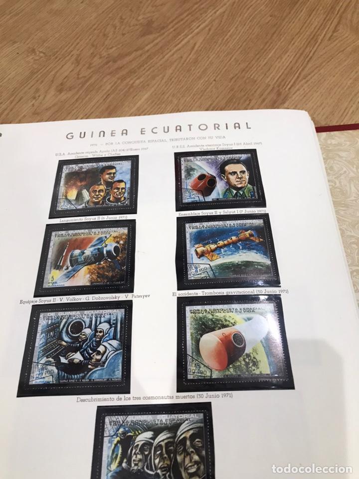 Sellos: ALBUM GUINEA ECUATORIAL - Foto 9 - 235386900
