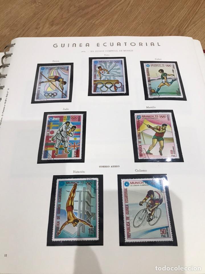Sellos: ALBUM GUINEA ECUATORIAL - Foto 10 - 235386900