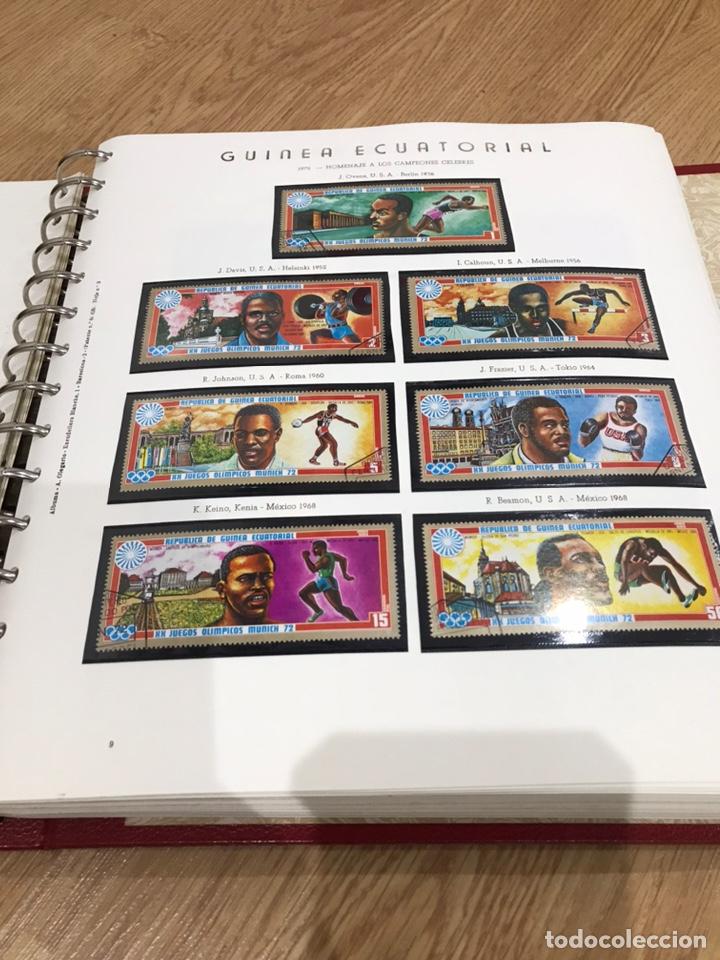 Sellos: ALBUM GUINEA ECUATORIAL - Foto 11 - 235386900