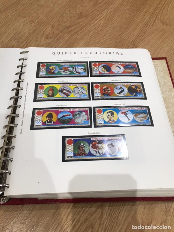 Sellos: ALBUM GUINEA ECUATORIAL - Foto 14 - 235386900