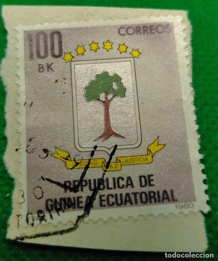 SELLO GINEA ECUATORIAL 1981 – 100 BK Nº 23 (Sellos - Extranjero - África - Guinea Ecuatorial)