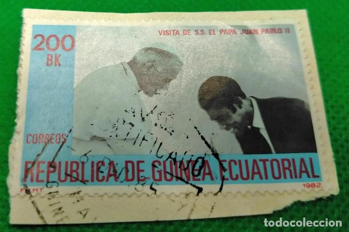 SELLO GUINEA ECUATORIAL 1982 – 200 BK Nº 33 (Sellos - Extranjero - África - Guinea Ecuatorial)