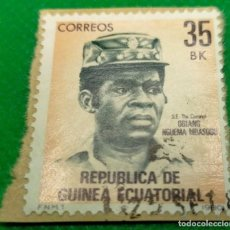 Sellos: SELLO GINEA ECUATORIAL 1981 50 Nº 21. Lote 235449570