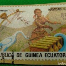 Sellos: SELLO GUINEA ECUATORIAL 1983 NAVIDAD Nº 49. Lote 235677305
