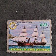 Sellos: SELLOS DE GUINEA ECUATORIAL - ANT 434. Lote 289517183