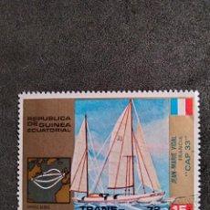 Sellos: SELLOS DE GUINEA ECUATORIAL - ANT 434. Lote 289517533