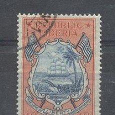 Sellos: LIBERIA, . Lote 21322030