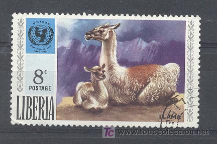LIBERIA, (Sellos - Extranjero - África - Liberia)