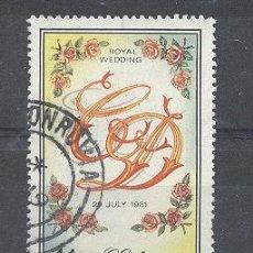 Sellos: LIBERIA, 1981. Lote 21322180