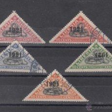 Sellos: LIBERIA CERTIFICADO 30/4 USADA, . Lote 43589165