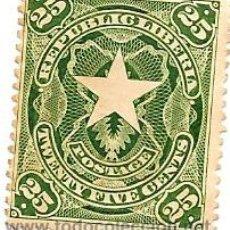 Sellos: LIBERIA. Lote 53014662