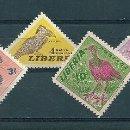 Sellos: LIBERIA Nº 318/23 (YVERT). AÑO 1953.. Lote 58136148