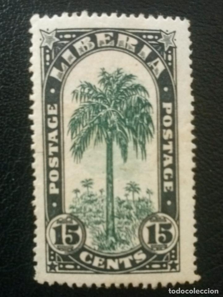 LIBERIA , YVERT Nº 144 * CHARNELA, 1918 (Sellos - Extranjero - África - Liberia)