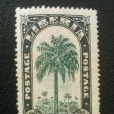 Sellos: LIBERIA , YVERT Nº 144 * CHARNELA, 1918 . Lote 89382468