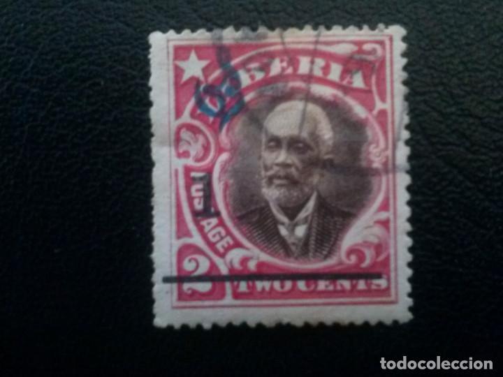 LIBERIA , SERVICIO OFICIAL ,YVERT Nº 86 , 1916 (Sellos - Extranjero - África - Liberia)
