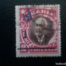 Sellos: LIBERIA , SERVICIO OFICIAL ,YVERT Nº 86 , 1916. Lote 89543532