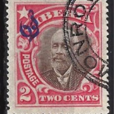 Sellos: LIBERIA - SELLO USADO. Lote 91057725