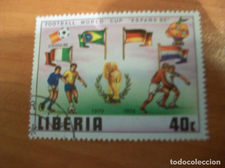 YEMEN (Sellos - Extranjero - África - Liberia)