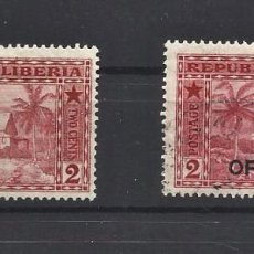 Sellos: LIBERIA 1921. Lote 103547711