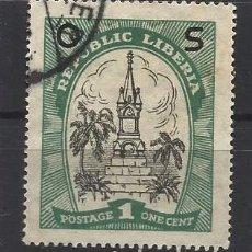 Sellos: LIBERIA - TIMBRES - 1923. Lote 103547735