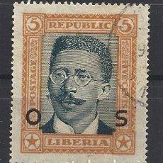 Sellos: LIBERIA - TIMBRES - 1923. Lote 103547763