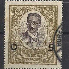 Sellos: LIBERIA - TIMBRES - 1923. Lote 103547767