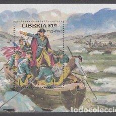 Sellos: LIBERIA - HOJAS YVERT 96 ** MNH. Lote 155949038
