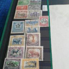 Sellos: SELLOS ANTIGUOS LIBERIA. Lote 166694384