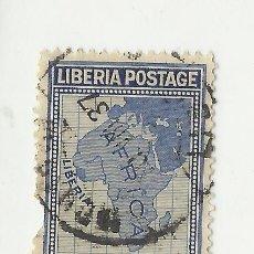 Sellos: SELLO STAMP: LIBERIA 5 CENT. . Lote 175639634