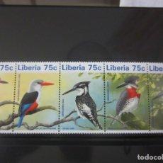 Sellos: LIBERIA - 5 V. NUEVO. Lote 176901597