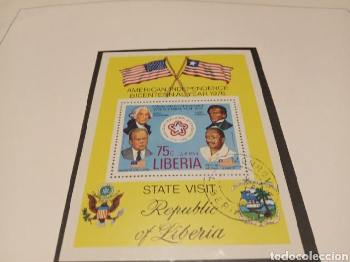 Sellos: Liberia - Foto 2 - 179115588