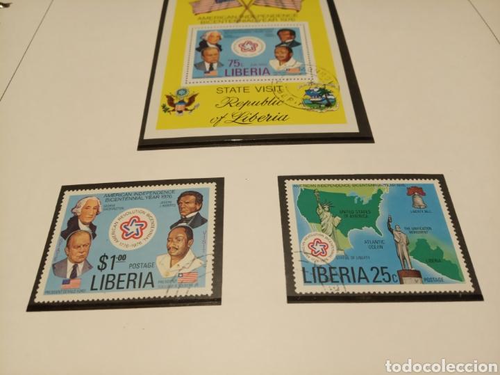 Sellos: Liberia - Foto 3 - 179115588
