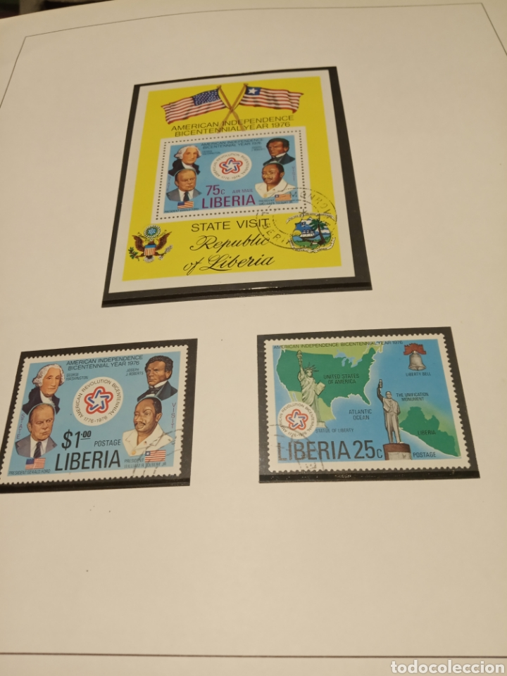 LIBERIA (Sellos - Extranjero - África - Liberia)