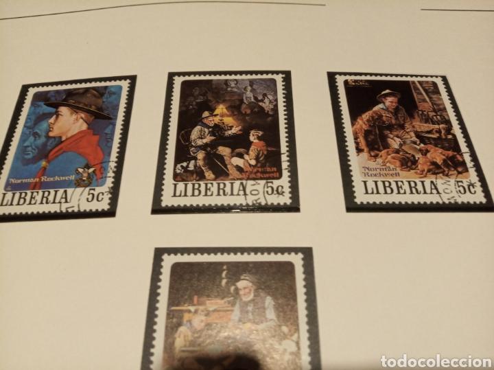 Sellos: Liberia - Foto 2 - 179115826