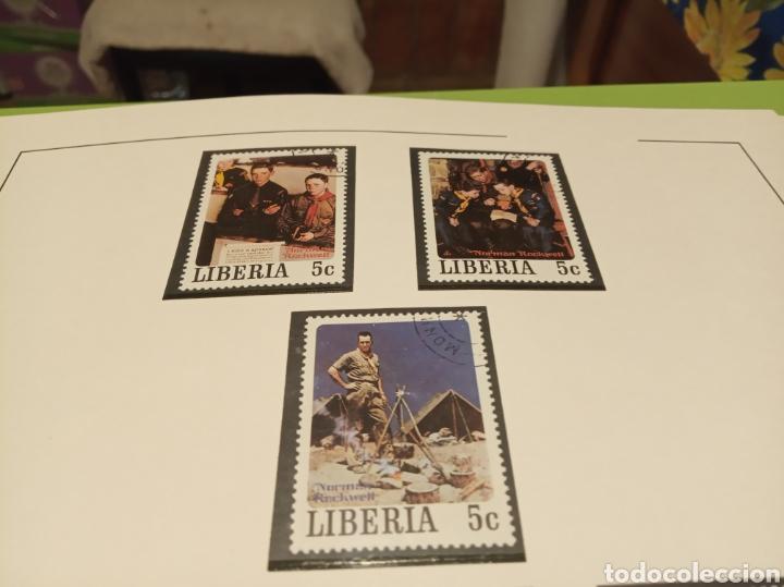 Sellos: Liberia - Foto 5 - 179115826