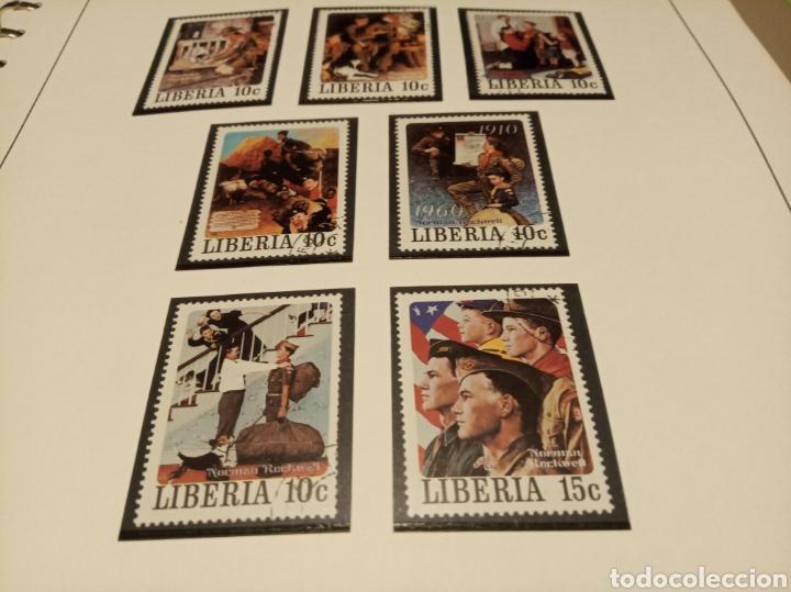 Sellos: Liberia - Foto 9 - 179115826