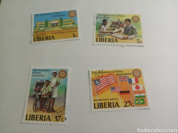 SELLOS LIBERIA (Sellos - Extranjero - África - Liberia)