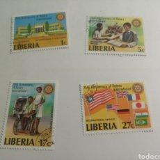 Sellos: SELLOS LIBERIA. Lote 180143740