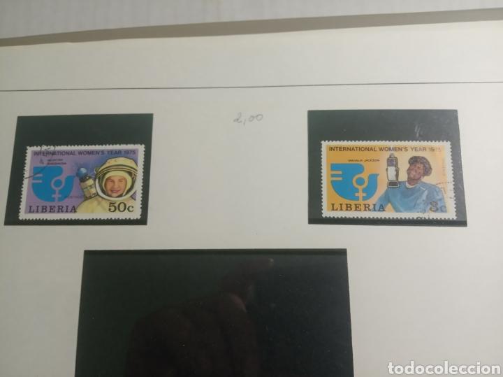 Sellos: Liberia sellos - Foto 2 - 180147061