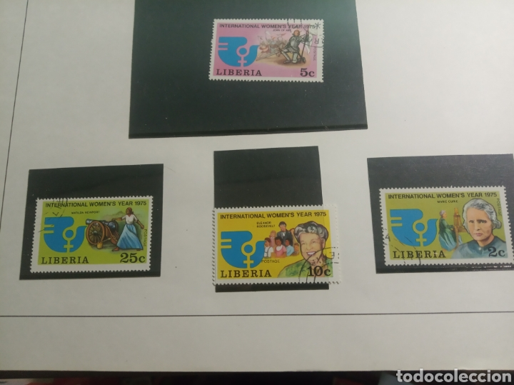 Sellos: Liberia sellos - Foto 4 - 180147061