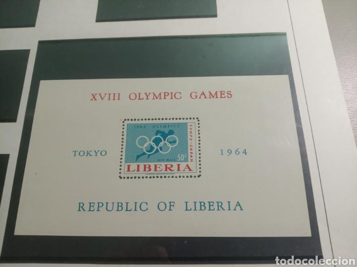 LIBERIA SELLOS (Sellos - Extranjero - África - Liberia)