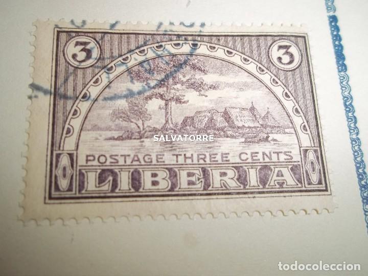 Sellos: SELLOS LIBERIA. AFRICA. 1920.POSTAGE.1.5.3.15.2.25.20.10.30.75. CENTS. MONROVIA. - Foto 9 - 202728328