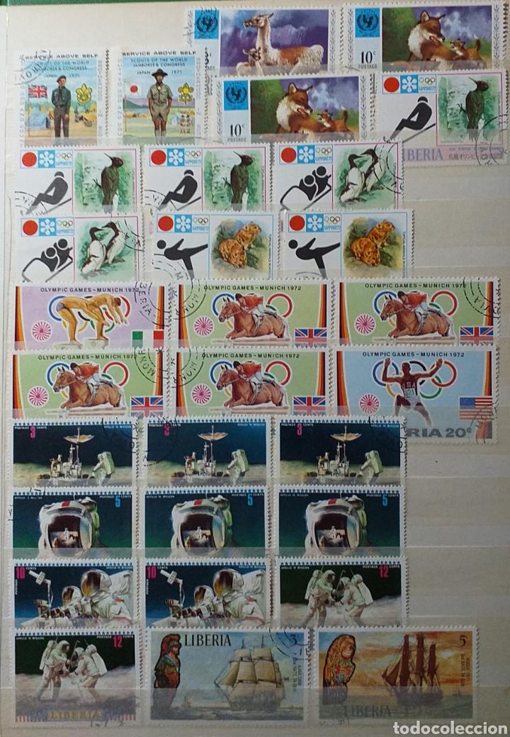 Sellos: Colección de sellos de Liberia - Foto 7 - 204231776