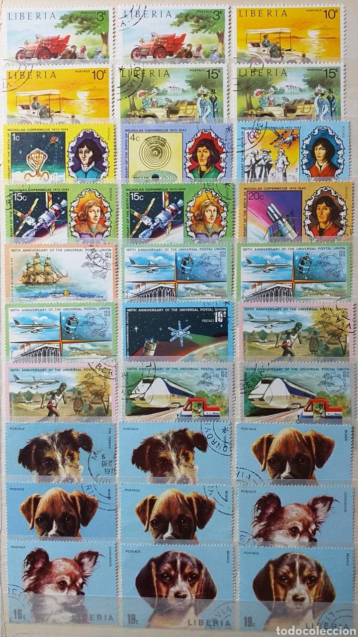 Sellos: Colección de sellos de Liberia - Foto 9 - 204231776