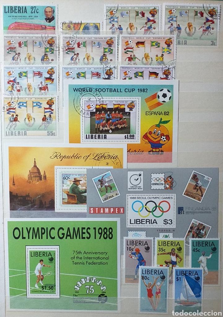 Sellos: Colección de sellos de Liberia - Foto 11 - 204231776